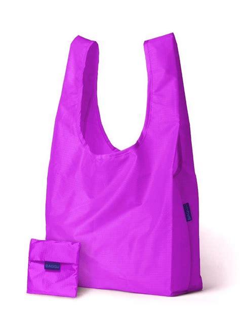 Baggu Bag Shopping Bag baggu standard reusable shopping bag tote assorted colors