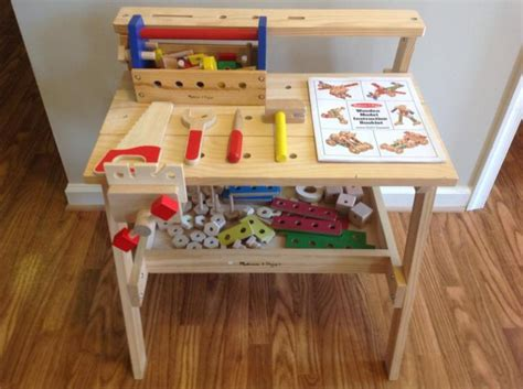 melissa doug tool bench melissa and doug workbench idea best house design the