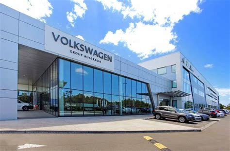 volkswagen australia   salesforce  iot software itnews