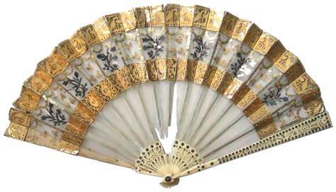 Handmade Fans - fans 18th century quot it quot accessory beatrix