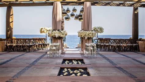 Cabo San Lucas Weddings   The Resort at Pedregal