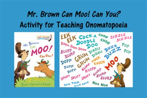 Kitchen Themes Ideas Mr Brown Can Moo Can You Activity For Teaching