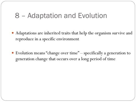 evolution how adapts to a changing environment with 25 projects build it yourself books ppt prefix suffix vocabulary powerpoint presentation