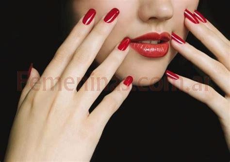 imagenes de uñas pintadas de un solo color u 241 as postizas