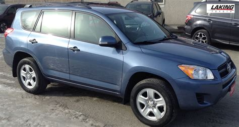 auto air conditioning repair 2011 toyota rav4 windshield wipe control used 2011 toyota rav4 awd low kilometers dealer maintained in sudbury 21802a