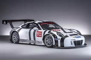Porsche Race Cars 2016 Porsche 911 Gt3 R Race Car Revealed