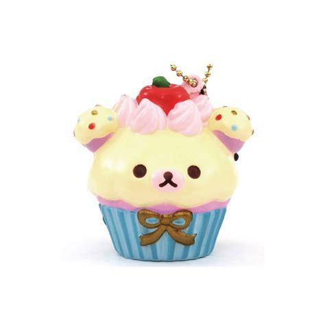 squishy cupcake rilakkuma cupcake squishy kawaii panda cuter