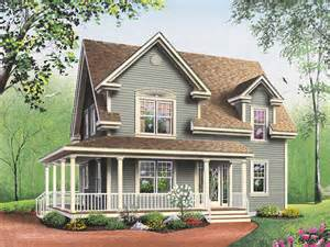 farmhouse plans with porch small farmhouse plans with porches amberly bay farmhouse plan 032d 0017 house plans and more