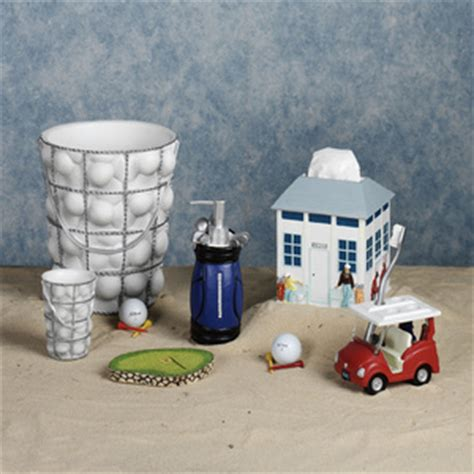 Golf Themed Bathroom Http Wwwbetterimprovementcom Golf Golf Themed Bathroom Accessories