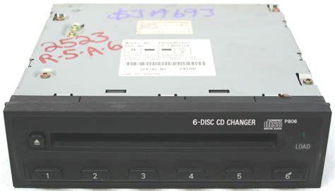 mitsubishi montero radio code 2000 2003 mitsubishi montero sport factory 6 disc cd