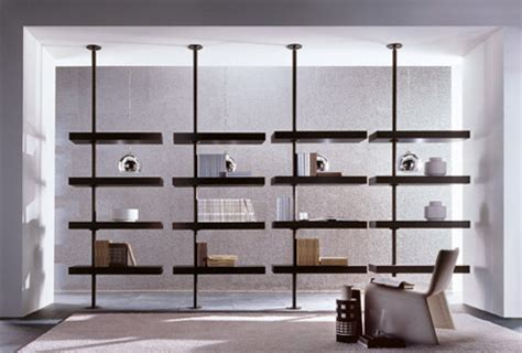 suspend disbelief 7 floating rotating shelving systems