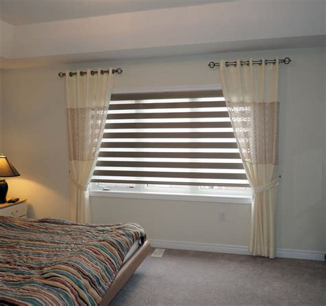 bedroom blinds and curtains zeebra blinds dubai world of curtains furniture and decor