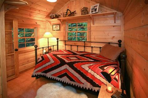 storybook cottage loft bed red experience sundance while staying in a storybook stone
