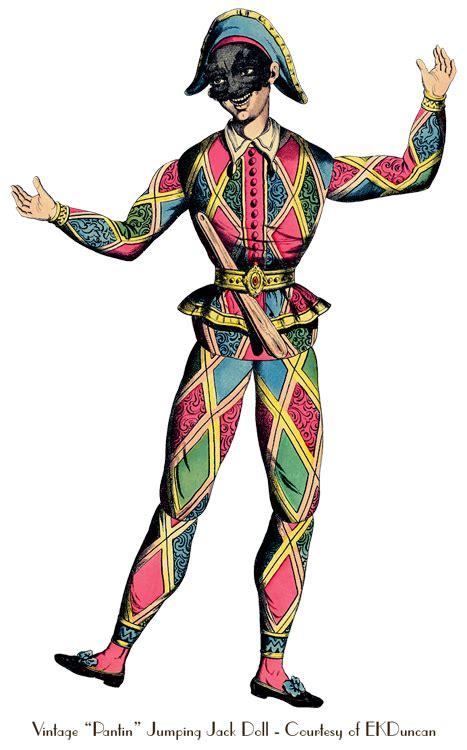 The Harlequin harlequin ferrebeekeeper
