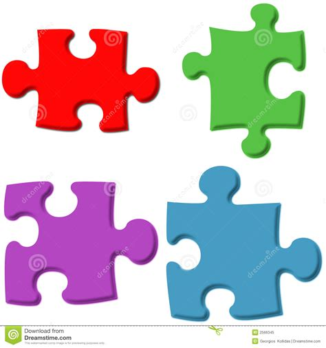 3d Clipart Puzzle Piece Pencil And In Color 3d Clipart Puzzle Pieces For Powerpoint