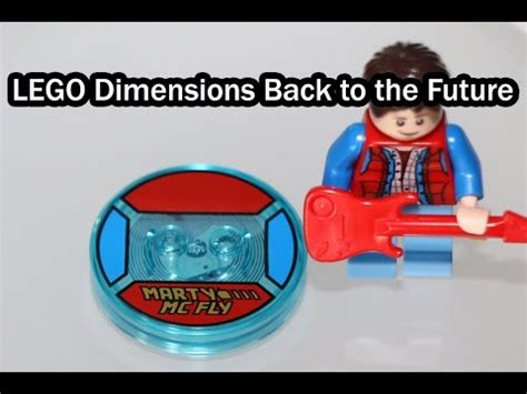 Lego 71201 Dimensions Level Pack Back To The Future lego dimensions back to the future level pack details up 71201