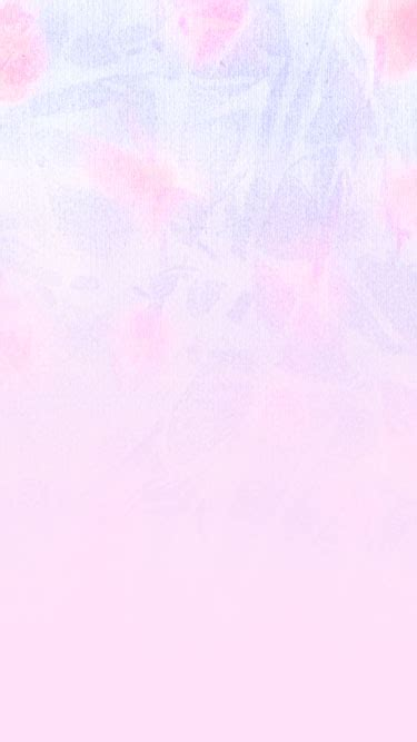 pastel pink background pastel pink lilac floral fade out ombre iphone phone