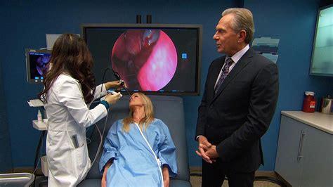 cutting edge treatment for nasal polyps the doctors tv show cutting edge treatment for nasal polyps the doctors tv show