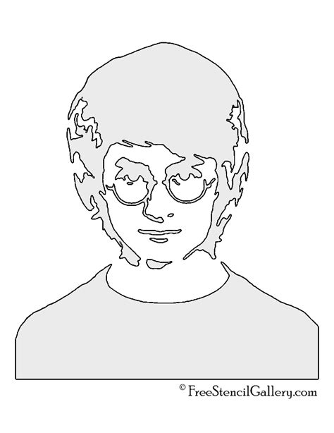 harry potter stencil free stencil gallery