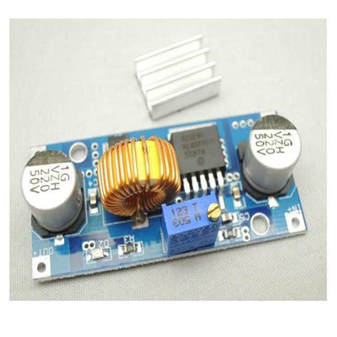 Charger Universal Diy Step Cc Cv 5a Xl4015 Charger Aki 18650 xl4015 dc dc step adjustable power supply led lithium
