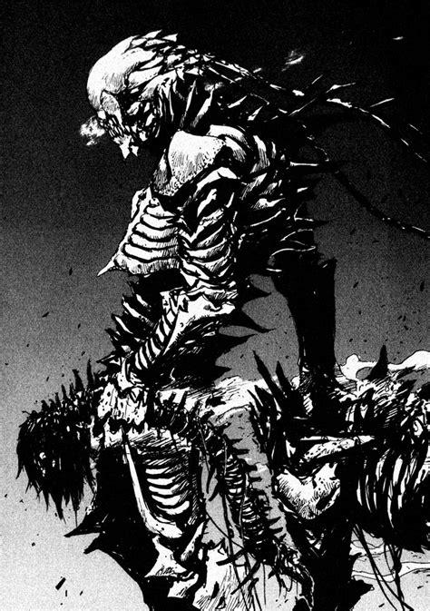 tsutomu nihei blah   anime art manga art art