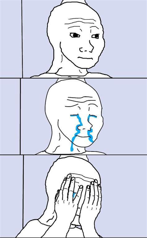Whatever Meme Face - anime derp pony