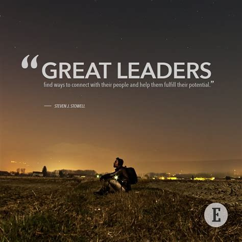 Find Great Great Leaders Don T Tell You What To Do They Show You How It S Done