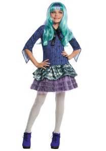 halloween monster high costumes monster high twyla child costume