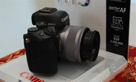 Kamera Canon Foto Langsung Jadi canon eos m5 kamera mirrorless kelas atas yang wajib dimiliki penggila foto berkualitas