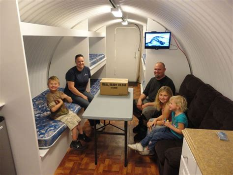underground tornado shelters bomb shelters