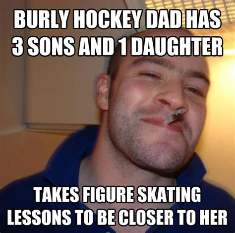 Live Meme - this guy is in my learn to skate group