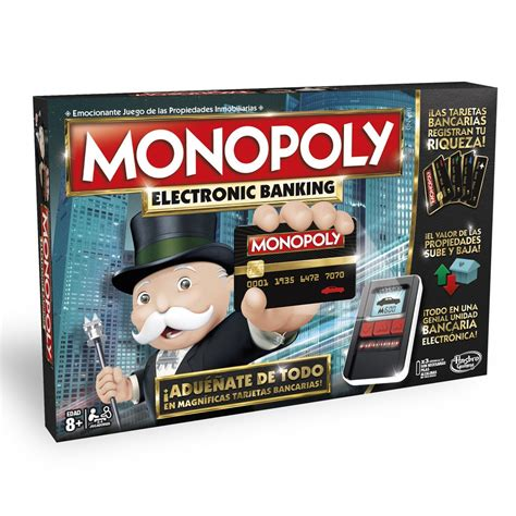 scrabble xo monopoly electronic banking hasbro b6677105