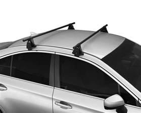 yakima q tower roof rack system orsracksdirect