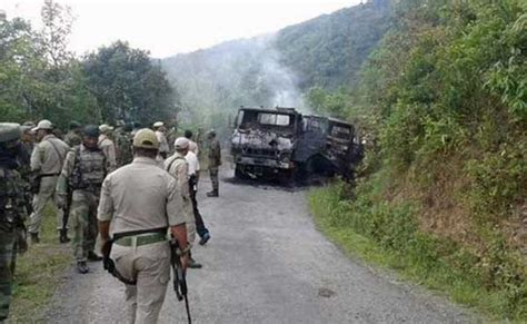 Sale Edition Isi 6 manipur ambush was orchestrated by the isi 187 indian