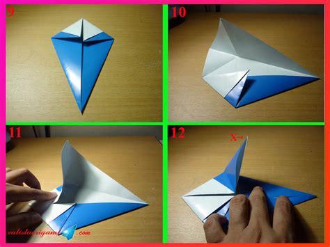 langkah mudah membuat origami burung cara membuat origami burung merpati origami binatang