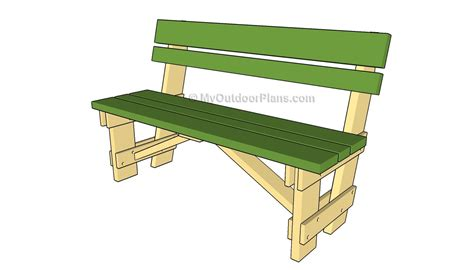 bench designs plans outdoor furniture plans free outdoor plans diy shed