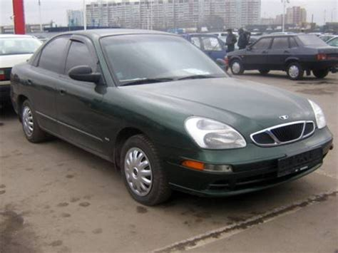 how to sell used cars 2000 daewoo nubira navigation system 2000 daewoo nubira pictures