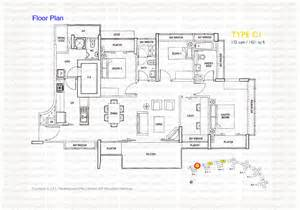 The Parc Condominium Floor Plan | the parc condominium singapore condo directory