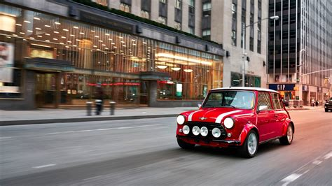 Mini Auto Classic by Classic Mini Gets Electric Powertrain For The 2018 New