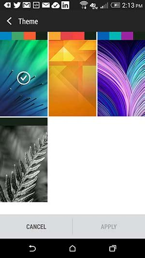 themes for htc one m8 htc one m8 review aivanet