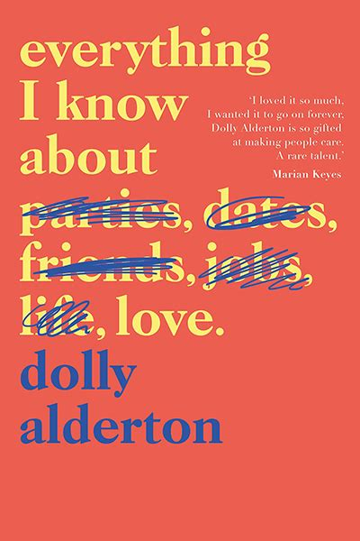 everything i know about dolly alderton my life in books sheerluxe com