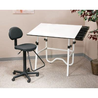 Drafting Table Desk Combo by Alvin Drafting Table Creative Center D Combo
