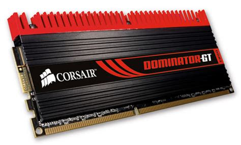 Ram Corsair Dominator Ddr3 corsair introduces dominator gt ram slipperybrick