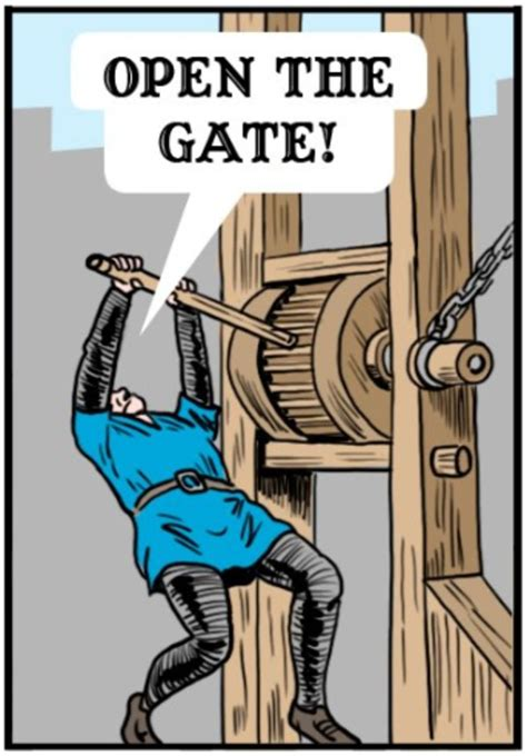 The Gate Of Your open the gate your meme