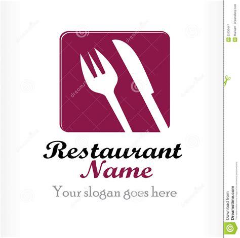 restaurant logo design vector vector restaurant logo design royalty free stock photography image 22130447