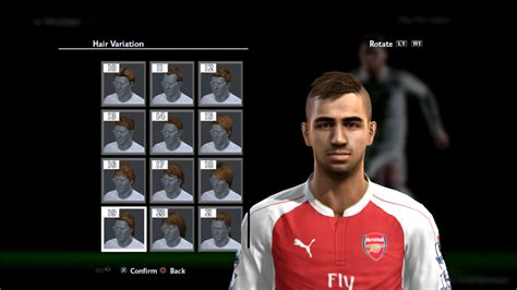 fifa 14 mohawk pes 2013 new hair styles 2015 pes patch
