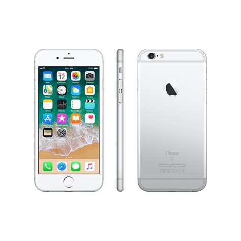 Apple Iphone 6s 32gb Silver viedt艨lrunis apple iphone 6s 32gb silver