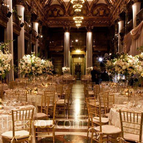 Elegant and Formal Reception   ?? The Wedding