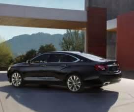 2017 chevrolet impala price release date specs interior