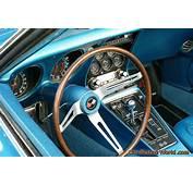 1968 427 Corvette Dash